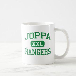 Joppa - Rangers - High School - Joppa Illinois Coffee Mug