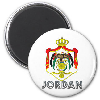 Jordan Coat of Arms Magnet