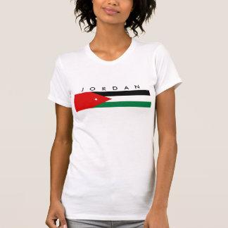 jordan country flag nation symbol T-Shirt