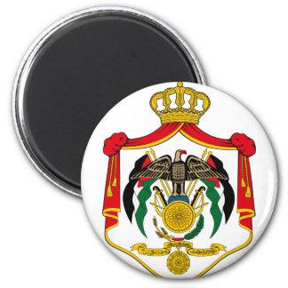 jordan emblem magnet