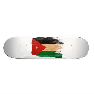 Jordan Flag 21.6 Cm Old School Skateboard Deck