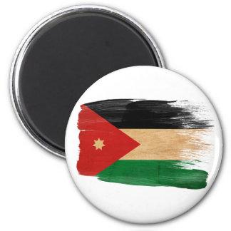 Jordan Flag Magnets