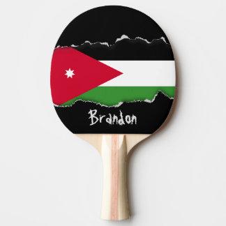 Jordan Flag Ping Pong Paddle