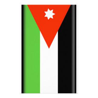 Jordan Flag Stationery