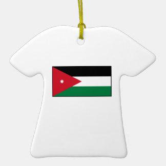 Jordan – Jordanian Flag Ornament