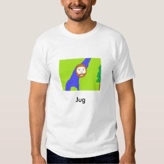 jordan, Jug T Shirts