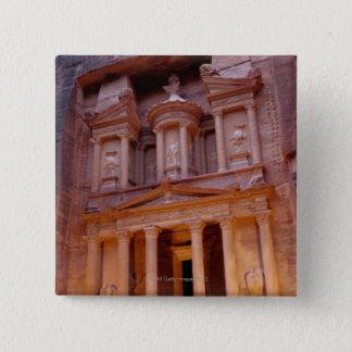 Jordan, Middle East 15 Cm Square Badge