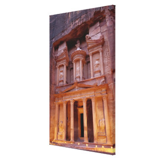 Jordan, Middle East 2 Canvas Print