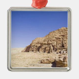 Jordan, Middle East 2 Christmas Ornament