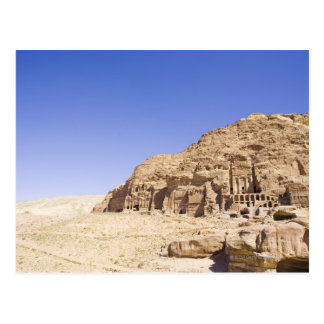 Jordan, Middle East 2 Postcard