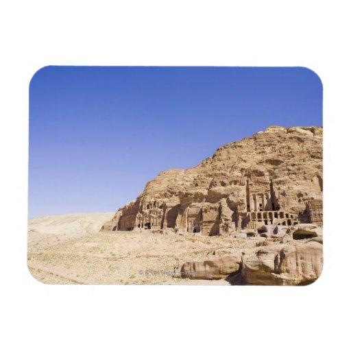 Jordan, Middle East 2 Vinyl Magnets
