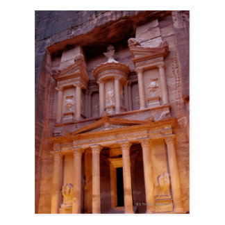 Jordan, Middle East Postcard
