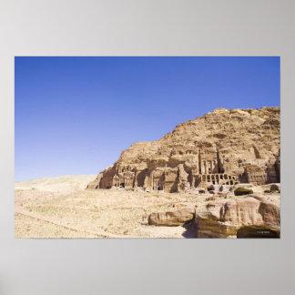 Jordan, Middle East Poster