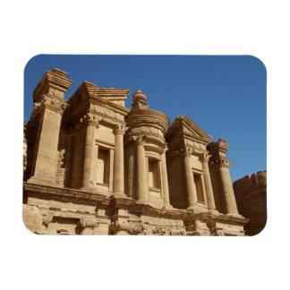 Jordan, Petra, The Monastery, Al Deir. 2 Magnet