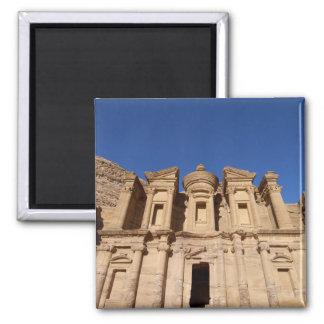 Jordan, Petra, The Monastery, Al Deir. Magnet