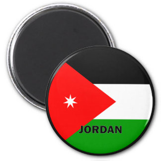 Jordan Roundel quality Flag Magnet
