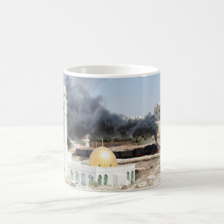 Jordan Steam Train Coffee Mug