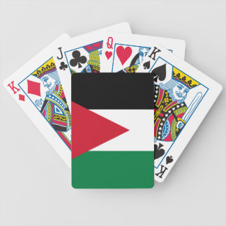 Jordanian flag Playing Cards