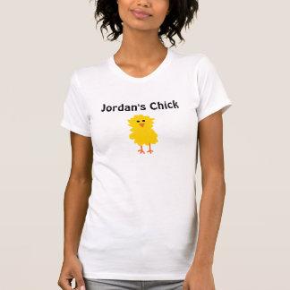Jordan's Chick Shirts