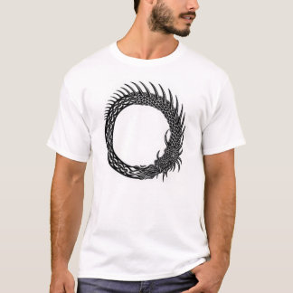 Jormungandr World Serpent Tshirt