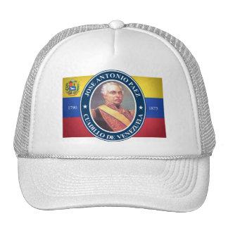 Jose Antonio Paez Trucker Hat