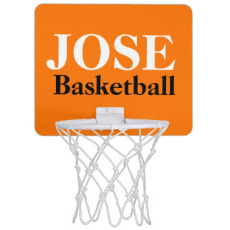 Jose basketball mini basketball hoop