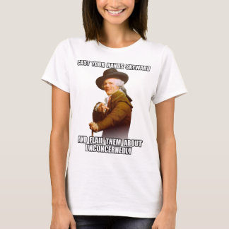 Josepf Ducreux rap Hands Skyward T-Shirt