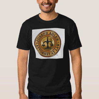 Joseph Adler Attorney at Law mike judge extract Tshirts