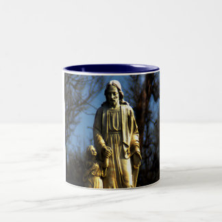 Joseph and Child mug