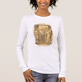 Joseph and Potiphar's Wife, 1803-05 (pen & ink and Long Sleeve T-Shirt
