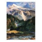 Joseph Anton Koch, Schmadribach Wasserfall, 1822 Postcard