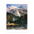 Joseph Anton Koch - Schmadribach Wasserfall, 1822 Postcard
