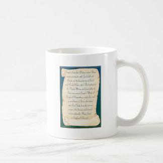 Joseph Basic White Mug