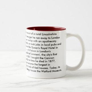 Joseph Benskin mug