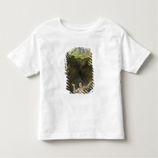 Joseph Cast into the Pit by his Brethren, from a b Toddler T-Shirt