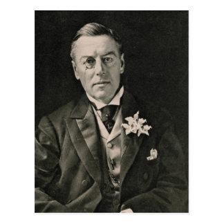 Joseph Chamberlain Postcard