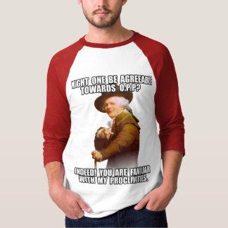 Joseph Ducreux Archiaic Rap OPP Shirt