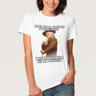 Joseph Ducreux Archiaic Rap OPP T Shirt