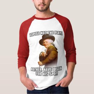 Joseph Ducreux Player Disdain T Shirts
