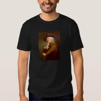Joseph Ducreux Self Portrait T Shirts