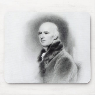 Joseph Farington, engraved by Richard Evans Mouse Mat