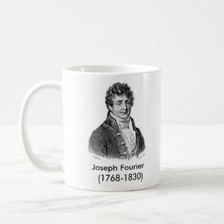 Joseph Fourier (1768-1830) Basic White Mug