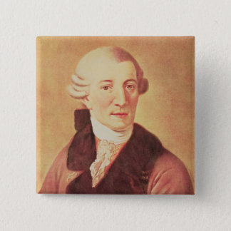 Joseph Haydn 15 Cm Square Badge