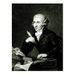 Joseph Haydn  c.1770 Postcard
