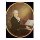 Joseph Haydn c.1795 Postcard