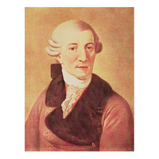 Joseph Haydn Postcard
