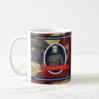 Joseph Hooker Historical Basic White Mug