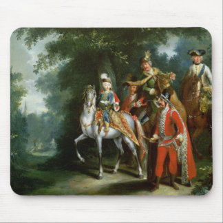 Joseph II, Emperor of Germany Mouse Pad