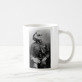 "Joseph ""John"" Merrick The Elephant Man from 1889 Coffee Mug"