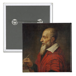 Joseph Justus Scaliger 15 Cm Square Badge